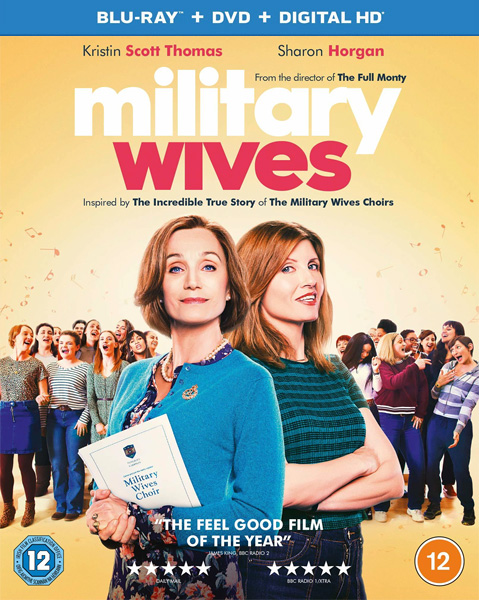 Почти знамениты / Military Wives (2019) BDRip 720p, 1080p, BD-Remux