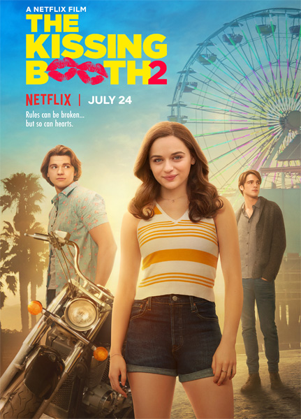 Будка поцелуев 2 / The Kissing Booth 2 (2020) WEB-DL 720p, 1080p