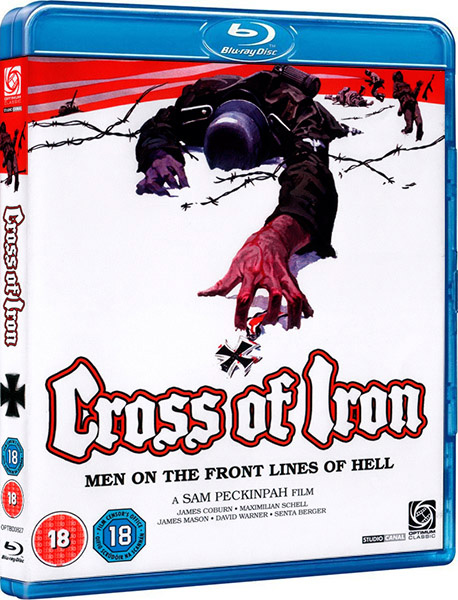 Железный крест / Cross of Iron (1977) BDRip 720p, 1080p, BD-Remux