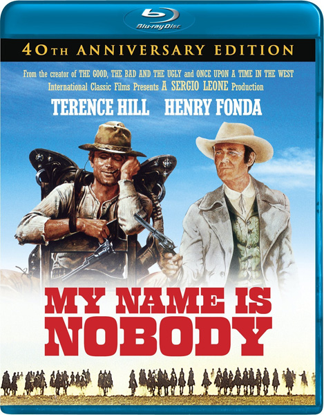 Меня зовут Никто / My Name is Nobody / Il mio nome e Nessuno (1973) BDRip 720p, 1080p, BD-Remux