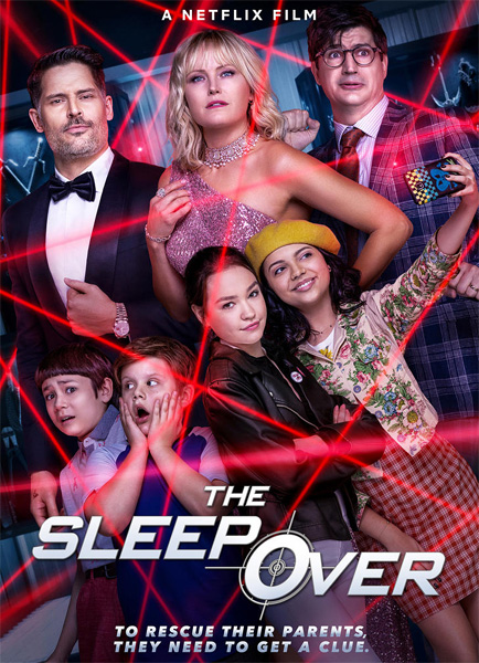 Вот это ночка! / The Sleepover (2020) WEB-DL 720p, 1080p