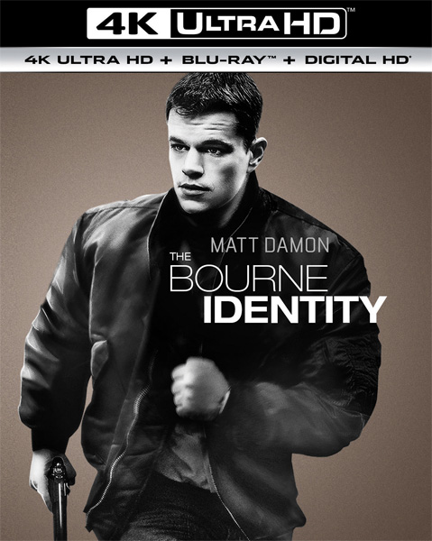 Идентификация Борна / The Bourne Identity (2002) 4K HDR BD-Remux