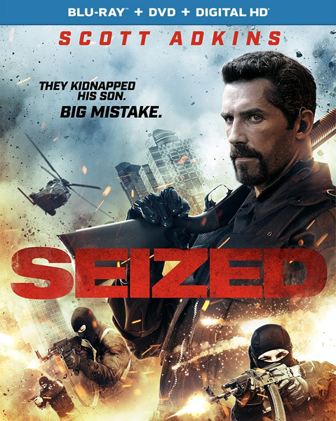 Заложник / Seized (2020) BDRip 720p, 1080p, BD-Remux