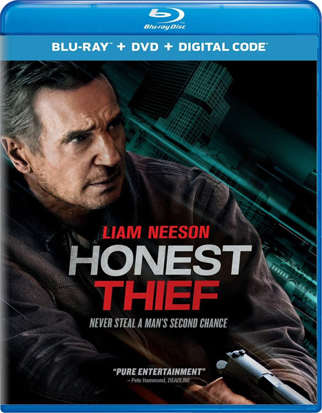 Честный вор / Honest Thief (2020) BDRip 720p, 1080p, BD-Remux
