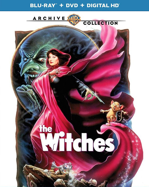 Ведьмы / The Witches (1990) BDRip 720p, 1080p, BD-Remux