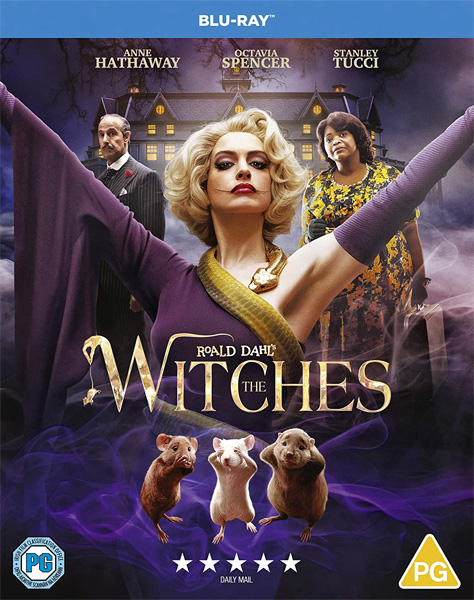 Ведьмы / The Witches (2020) BDRip 720p, 1080p, BD-Remux