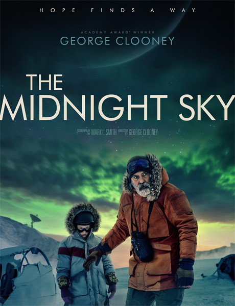 Полночное небо / The Midnight Sky (2020) WEB-DL 720p, 1080p