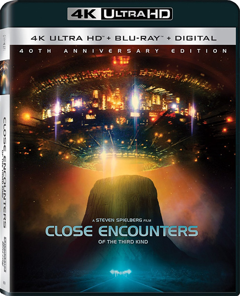 Близкие контакты третьей степени / Close Encounters of the Third Kind (1977) [Director's Cut] 4K HDR BD-Remux