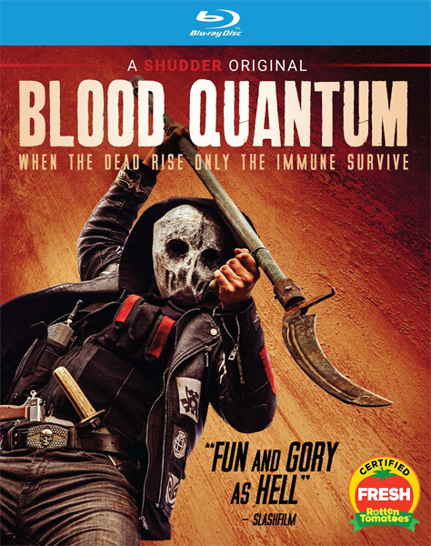 Чистота крови / Blood Quantum (2019) BDRip 720p, 1080p, BD-Remux