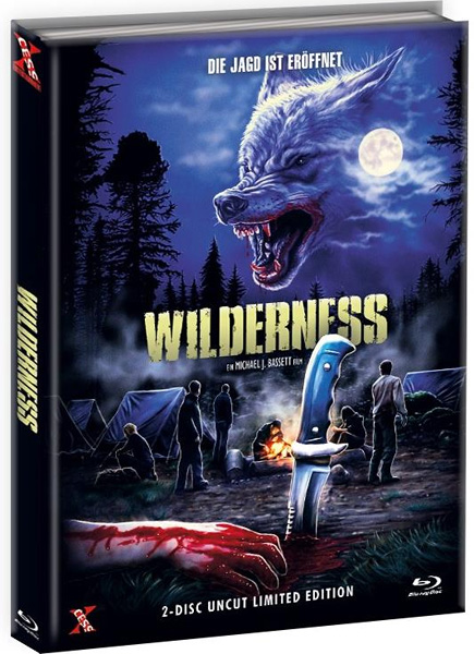 Дикость / Wilderness (2006) BDRip 720p, 1080p, BD-Remux