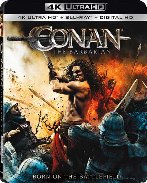 Конан-варвар / Conan the Barbarian (2011) 4K HDR BD-Remux