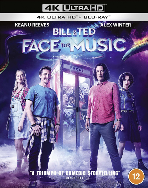 Билл и Тед / Bill & Ted Face the Music (2020) 4K SDR BD-Remux