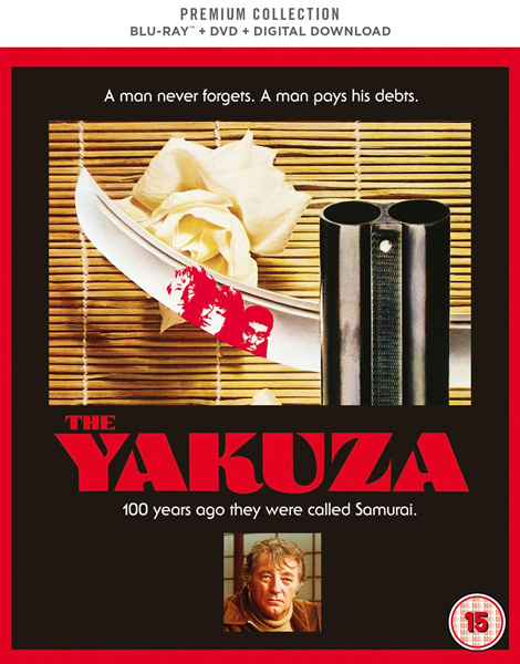 Якудза / The Yakuza (1974) BDRip 720p, 1080p, BD-Remux