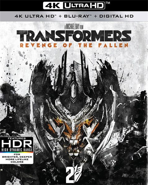 Трансформеры: Месть падших / Transformers: Revenge of the Fallen (2009) 4K HDR BD-Remux + Dolby Vision