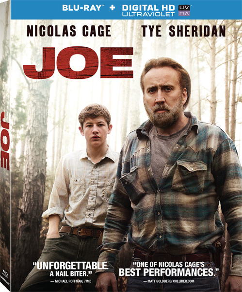 Джо / Joe (2013) BDRip 720p, 1080p, BD-Remux