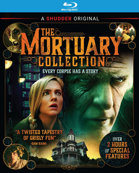 Погребальные байки / The Mortuary Collection (2019) [PROPER] BDRip 720p, 1080p, BD-Remux