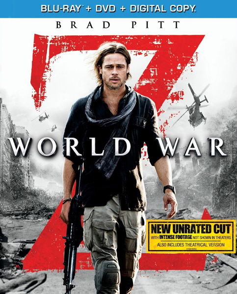 Война миров Z / World War Z (2013) [Unrated Cut] BD-Remux