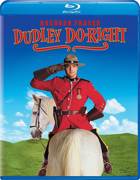 Дадли Справедливый / Dudley Do-Right (1999) BDRip 720p, 1080p, BD-Remux