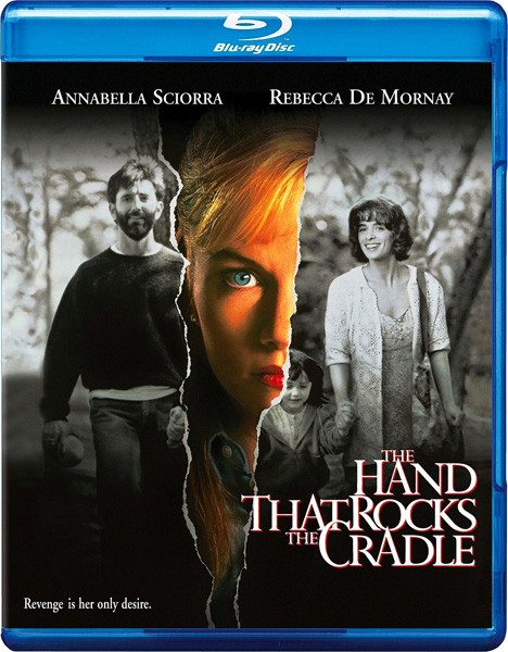 Рука, качающая колыбель / The Hand That Rocks the Cradle (1992) BDRip 720p, 1080p, BD-Remux