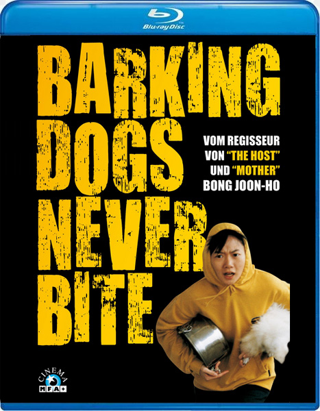 Лающие собаки никогда не кусают / Barking Dogs Never Bite / Peullandaseuui gae (2000) BDRip 720p, 1080p, BD-Remux