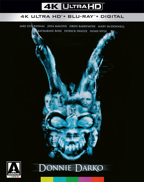 Донни Дарко / Donnie Darko (2001) [Unrated Extended Cut] 4K HDR BD-Remux + Dolby Vision